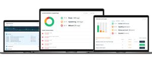 Dashboard compliance reports
